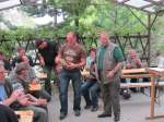 2011/146134/siegerehrung-vor-dem-schuetzenbungalow---18062011 Siegerehrung vor dem Schützenbungalow - 18.06.2011