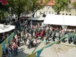 1708---festakt-usw/7230/abmarsch-der-schuetzenvereine-zum-festzelt-am Abmarsch der Schützenvereine zum Festzelt am Obertor - 17.08.2008