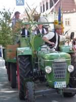 1608---festumzug/30977/festumzug-bild-16---altes-handwerk Festumzug Bild 16 - Altes Handwerk aus der Zeit von 1870-1920 - Der Landwirt - 16.08.2009