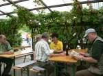 2008/7755/ein-plaetzchen-im-gruenen-zum-entspannen Ein Plätzchen im Grünen zum Entspannen vor dem Schützen-Bungalow - 10.08.2008