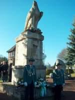2004/13200/der-adler---denkmal-fuer-die Der Adler - Denkmal für die Gefallenen des 1. Weltkrieges - 24.11.2004