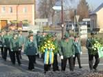 2011/167471/die-schuetzenformation-marschiert-zum-denkmal-am Die Schützenformation marschiert zum Denkmal am Obertor - 13.11.2011